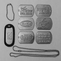 GI Dog Tags