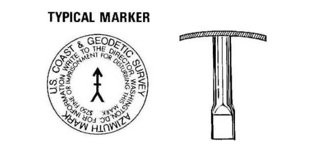 Survey Markers
